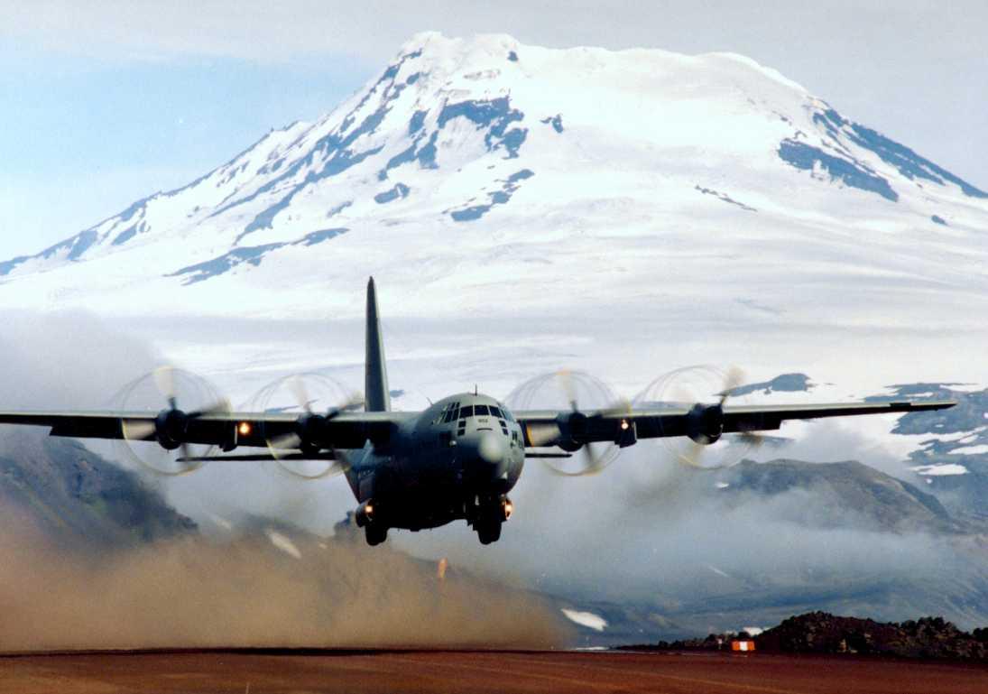 C-130, Hercules - Photo Gunnar Utkilen. gunnar.karin@c2i.net