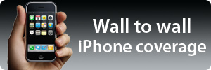 wall to wall iPhone Coverage