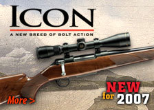 Icon, The New Breed of Muzzleloader