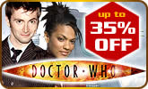 Save up to 25% on David Tennant's Doctor Who