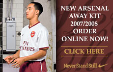 Buy your away kit online now!
