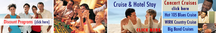 Cruise Gift Certificates