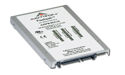 "A25FB - 2.5""   flash SSDs from Adtron with upto 160 GBytes"
