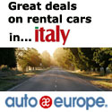 Car Hire in Italy