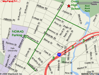 NOMAD Parking Map