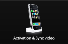 Activation & Sync video.