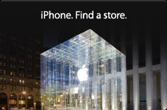 iPhone. Find a store.