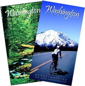 Washington State Maps for order