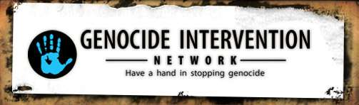Genocide Intervention Network: Have a Hand in Stopping Genocide