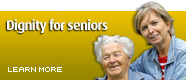 Dignity for seniors