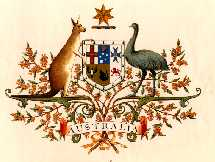 1912 Commonwealth Coat of Arms