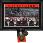Kevin Sheedy 'MASTERMIND- The Record Breaker' - Framed and Signed Lithograph Limited Edition of 200 (Complimentary Sheedy Medallion) Very Limited Stock Remaining- Whilst Stocks Last!!