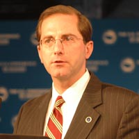 Deputy Secretary Alex Azar discusses local preparedness for Avian Influenza at the 74th Winter Meeting of the U.S. Conference of Mayors.  He announced that local governments and community groups will soon be able to use federal surplus property for permanent, supportive housing for the homeless.