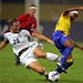 Brazil beat the US to advance to the final of the 2007 FIFA Women