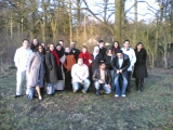 Participants and staff of the first Rotterdam seminar, February 2005 - Click to enlarge