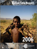 Native Title Report 2006