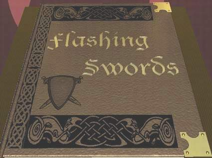 Flashing Swords, Volume 1, Issue 1