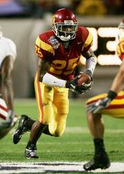 Eric Wright at USC