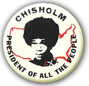 Chisholm for all the people
