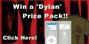Win the Ultimate Bob Dylan Prize Pack!