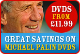 Up to 40% off Michael Palin DVDs