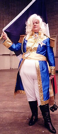 Lady Oscar from Rose of Versailles