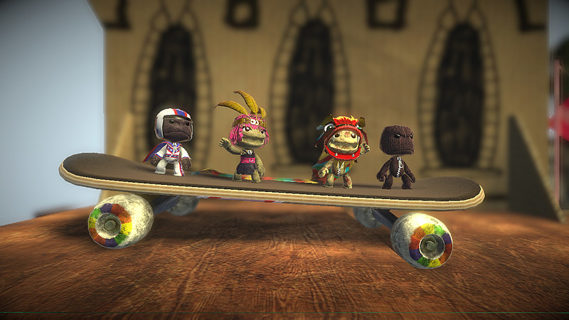 Une démo pour Little Big Planet