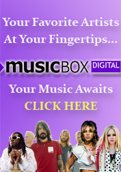 Your favorite artists at your fingertips -- MusicBox Digital. Your music awaits.