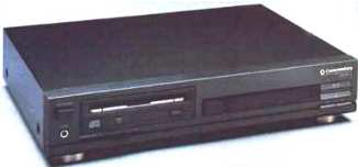 Picture of the CD-A1 CDTV Prototype