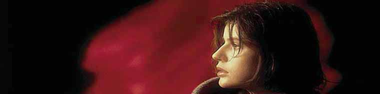 Irene Jacob in Three Colors: Red by Krzysztof Kieslowski