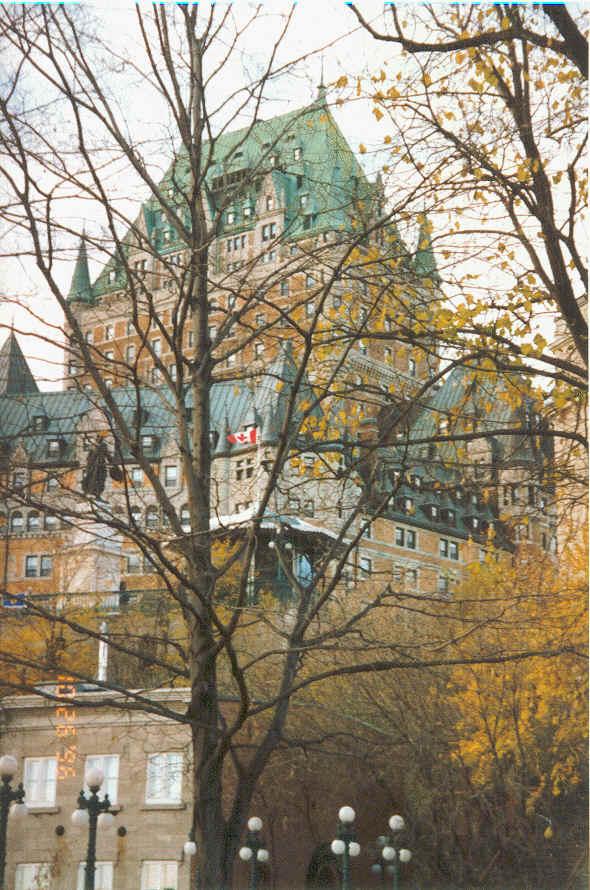 Quebec City, Province de Quebec, Canada