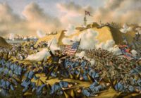 January 15: Union captures Fort Fisher.
