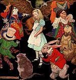 July 4: Alice/Wonderland