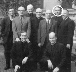 International Committee on English in the Liturgy (ICEL), North American College