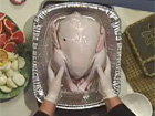 Watch the Video: How to prepare a Thanksgiving turkey