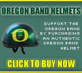 Oregon Band Helmets - Skyscraper