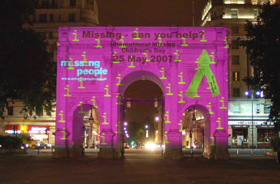 International Missing Children's Day - Page 3 Missing_people_charity__ribbon_projection_br_web_res