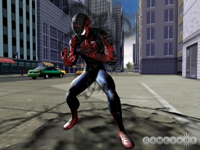 Nintendo Wii Spiderman 3