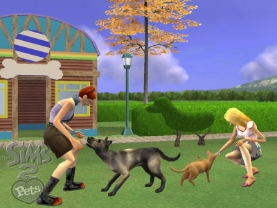 Yes, The Sims are on the Nintendo Wii
