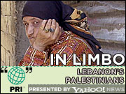 View PRI/Yahoo! News Interactive on Palestinian Refugees in Lebanon