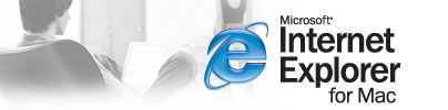 Internet Explorer 5 for Mac