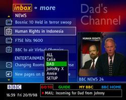 BBC Navigator ©Gary Hayes 2005