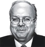 Karl Rove in Vanity Fair