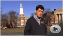 Dartmouth College student and John McCain supporter Greg Boguslavsky