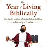 The Year of Living Biblically by A J Jacobs