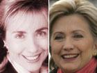 Hillary Clinton: Through the years