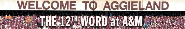 The 12th Word at A&M