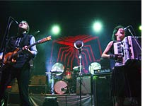 The Arcade Fire. Click image to expand.