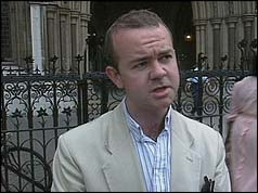 Ian Hislop, editor of Private Eye magazine