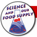 Flask Logo - Science and our Food Supply